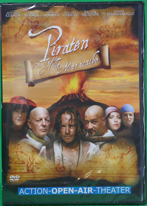 "DvD-Piraten Open Air ""Die Hölle vor Maracaibo"""