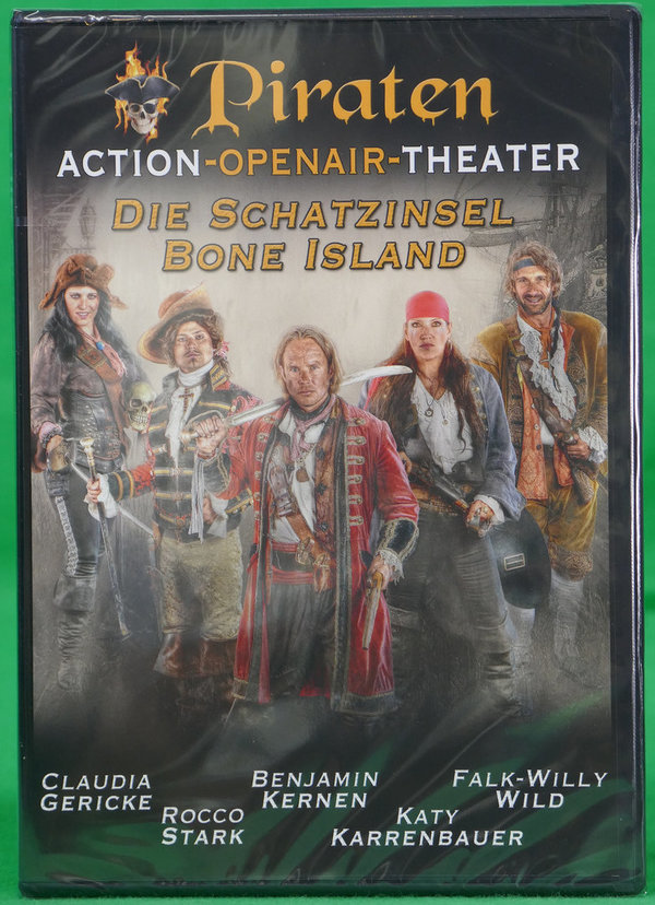 "DvD-Piraten Open Air ""Die Schatzinsel - Bone Island"""