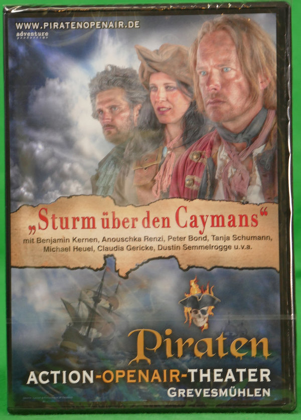 "DvD-Piraten Open Air ""Sturm über den Caymans"""