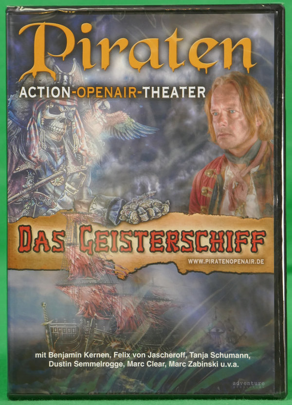 "DvD-Piraten Open Air ""Das Geisterschiff"""