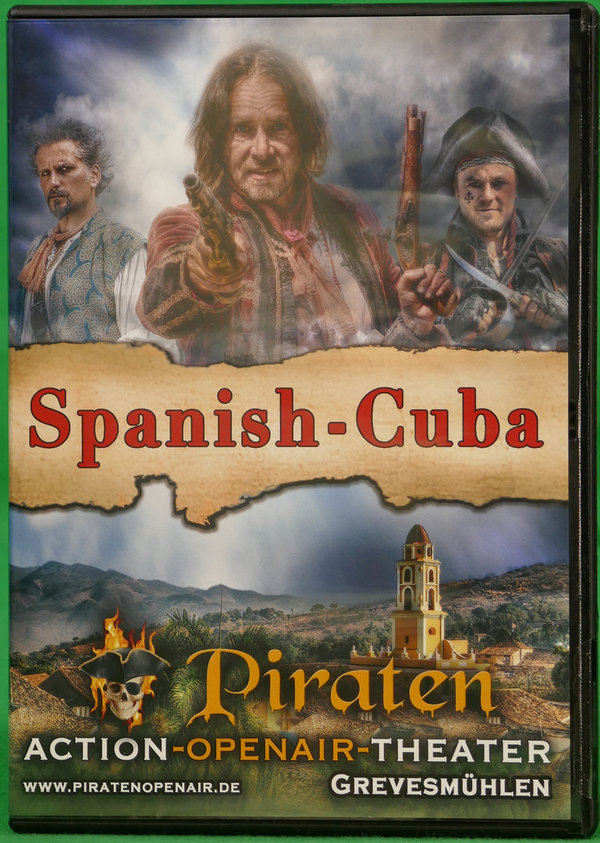 "DvD-Piraten Open Air ""Spanish Cuba"""
